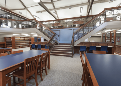 Lakehead School of Law - Interior