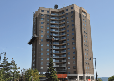 Waverly Park Towers Building Envelope Retrofit