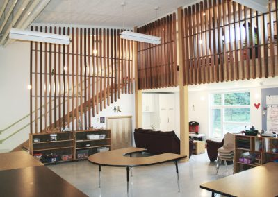 Nanabijou Childcare Centre - Interior