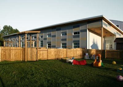 Nanabijou Childcare Centre - Exterior side